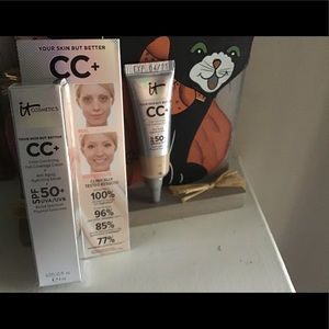 It cosmetics  color correction cream